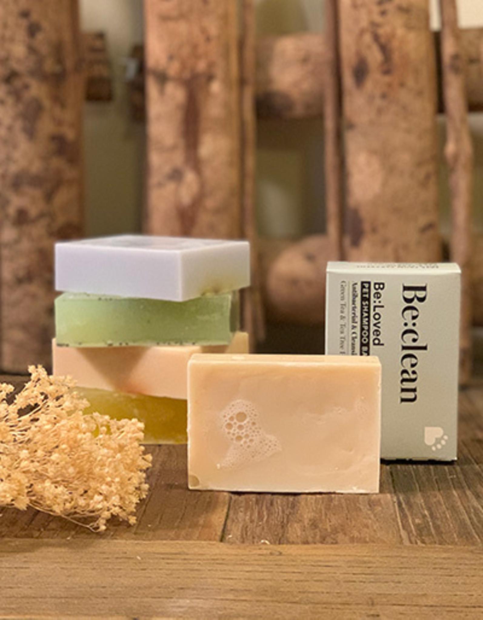 Be:Clean | Anti-Bacteriële Shampoo bar