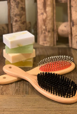 Wooden Bristle Brush