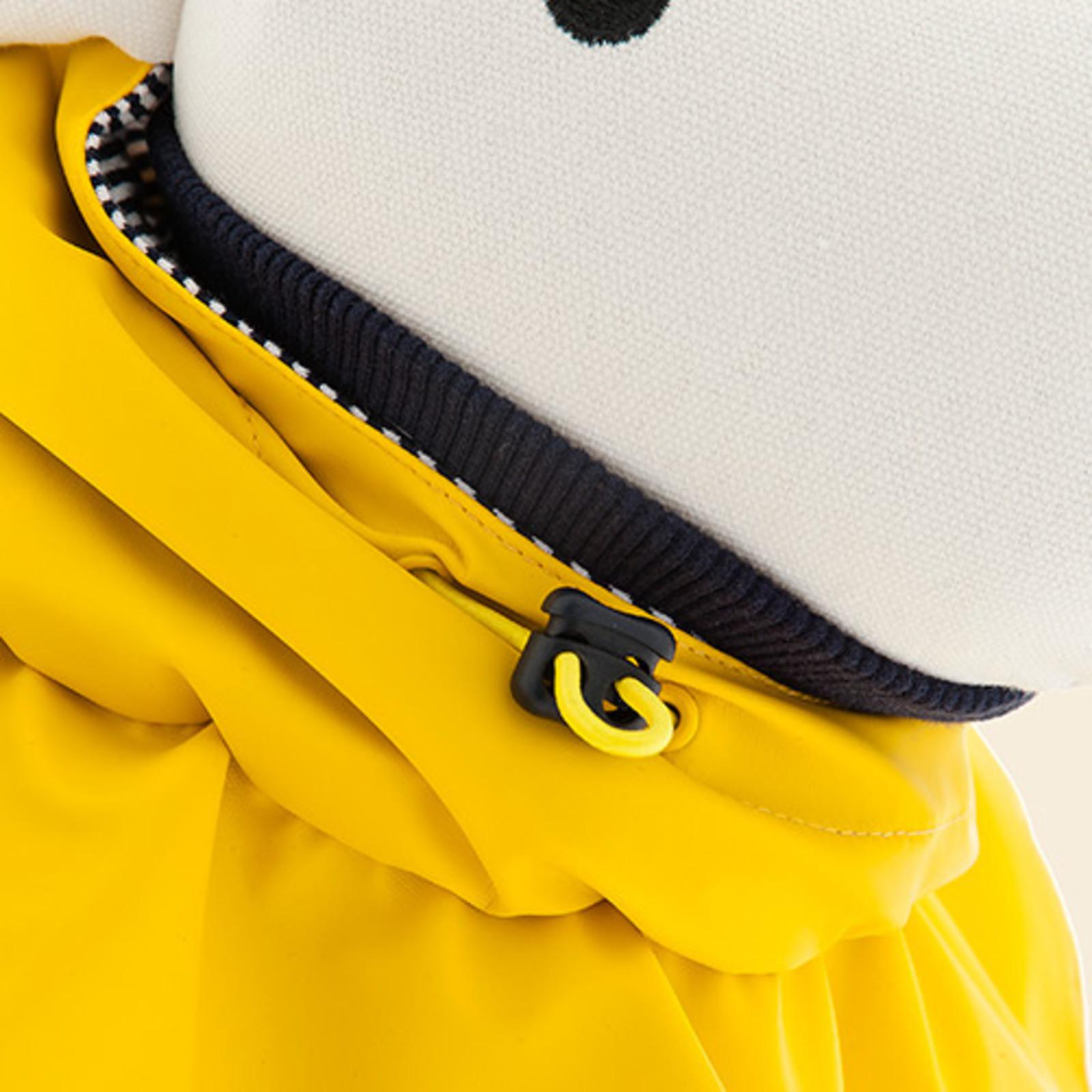 Gele Regencape mét kap   Ferribiella
