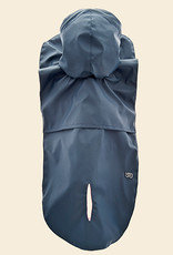 Blue Raincoat for Dogs