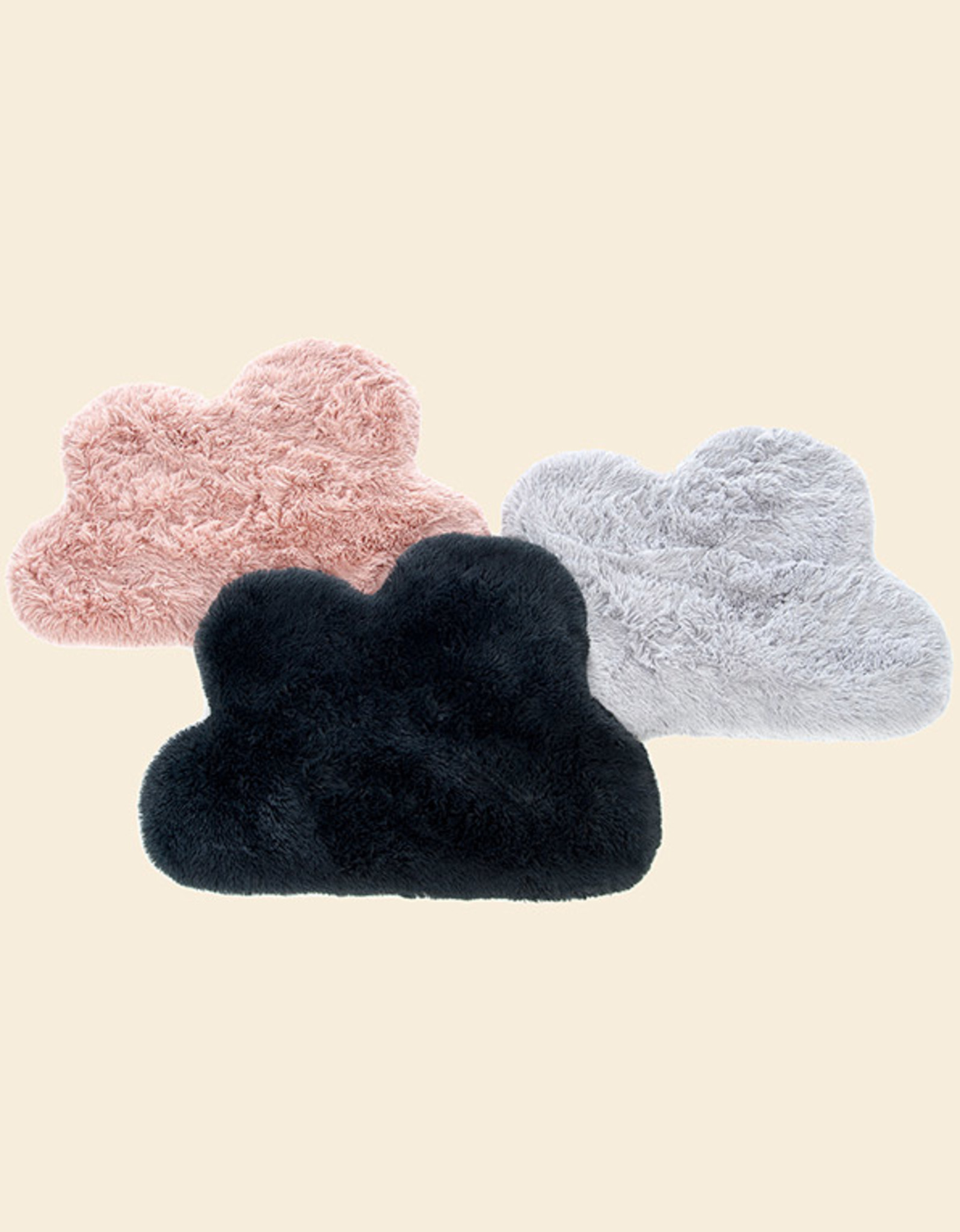Fluffy Mat | available in 3 colors