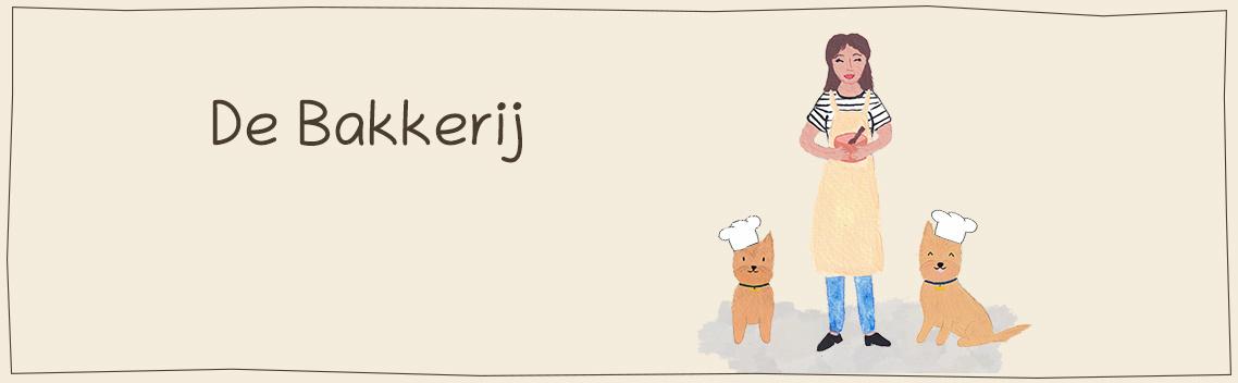 Fritz & hammy's hondenbakkerij - verse graanvrije hondenkoekjes