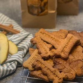 Apple & Cinnamon Dog Treats