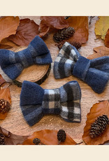 Bow Tie | Blue Tartan