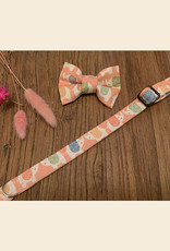 Sweet Little Elephants | Dog Collar