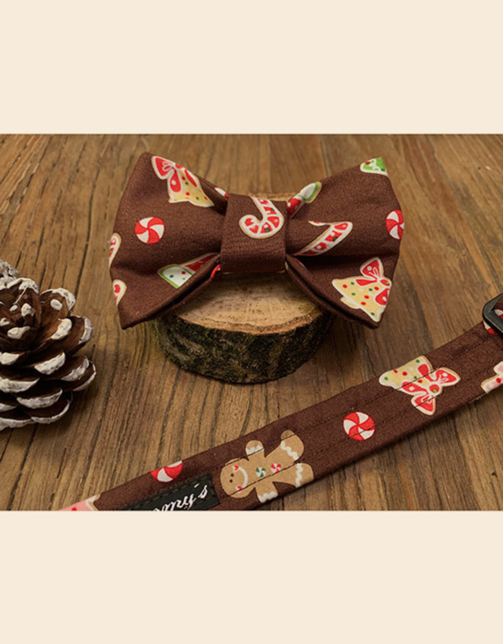 Gingerbread Man | Bow Tie