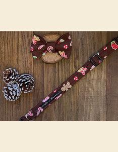 Gingerbread Man | Dog Collar