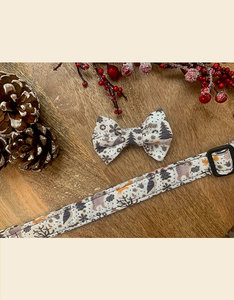 Winter Wonderland | Dog Collar  - Last Pieces!
