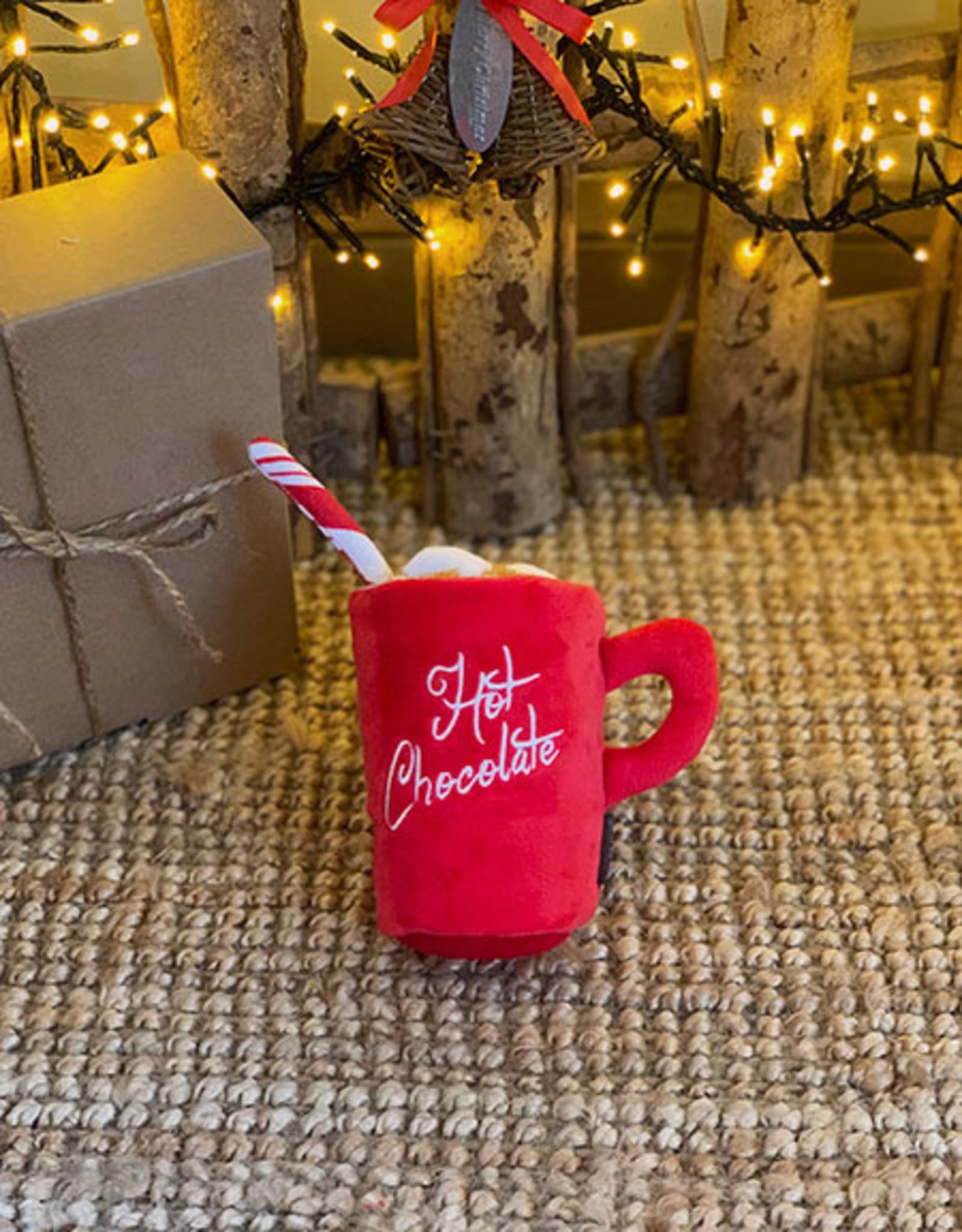 Hot Chocolate | Soft Dog Toy