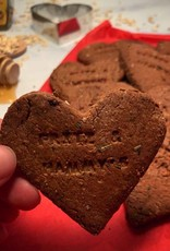 My Sweet Honey Valentine Biscuits  | Beets & Honey