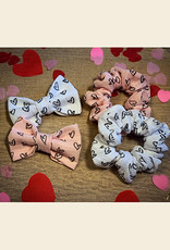 My Sweetheart   Bow Tie - Pink