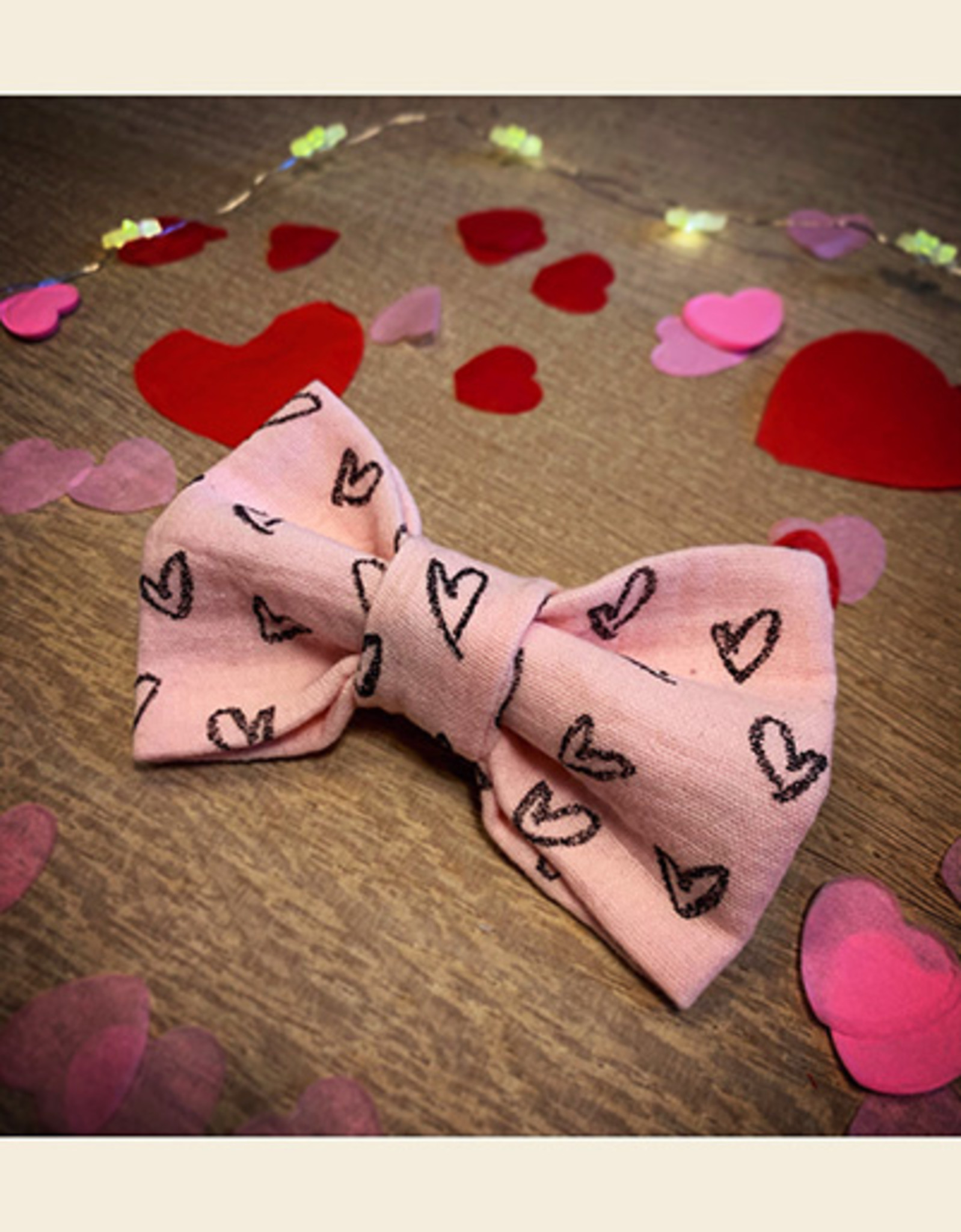 My Sweetheart | Bow Tie - Pink
