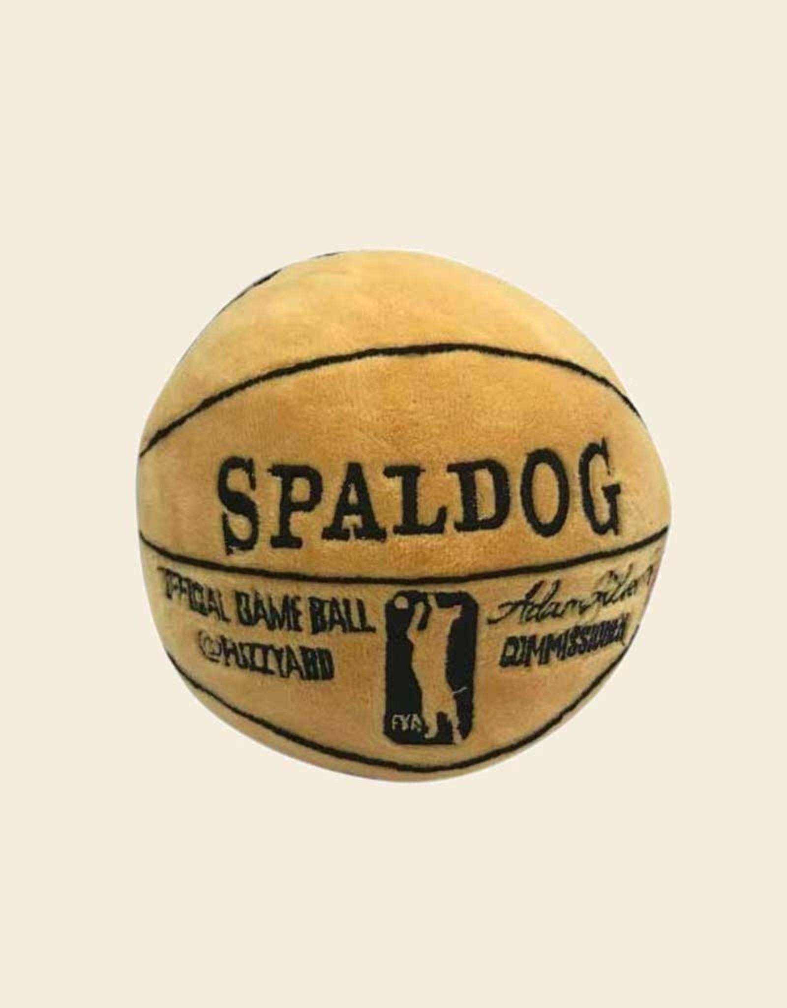 Spaldog Plush Basketball