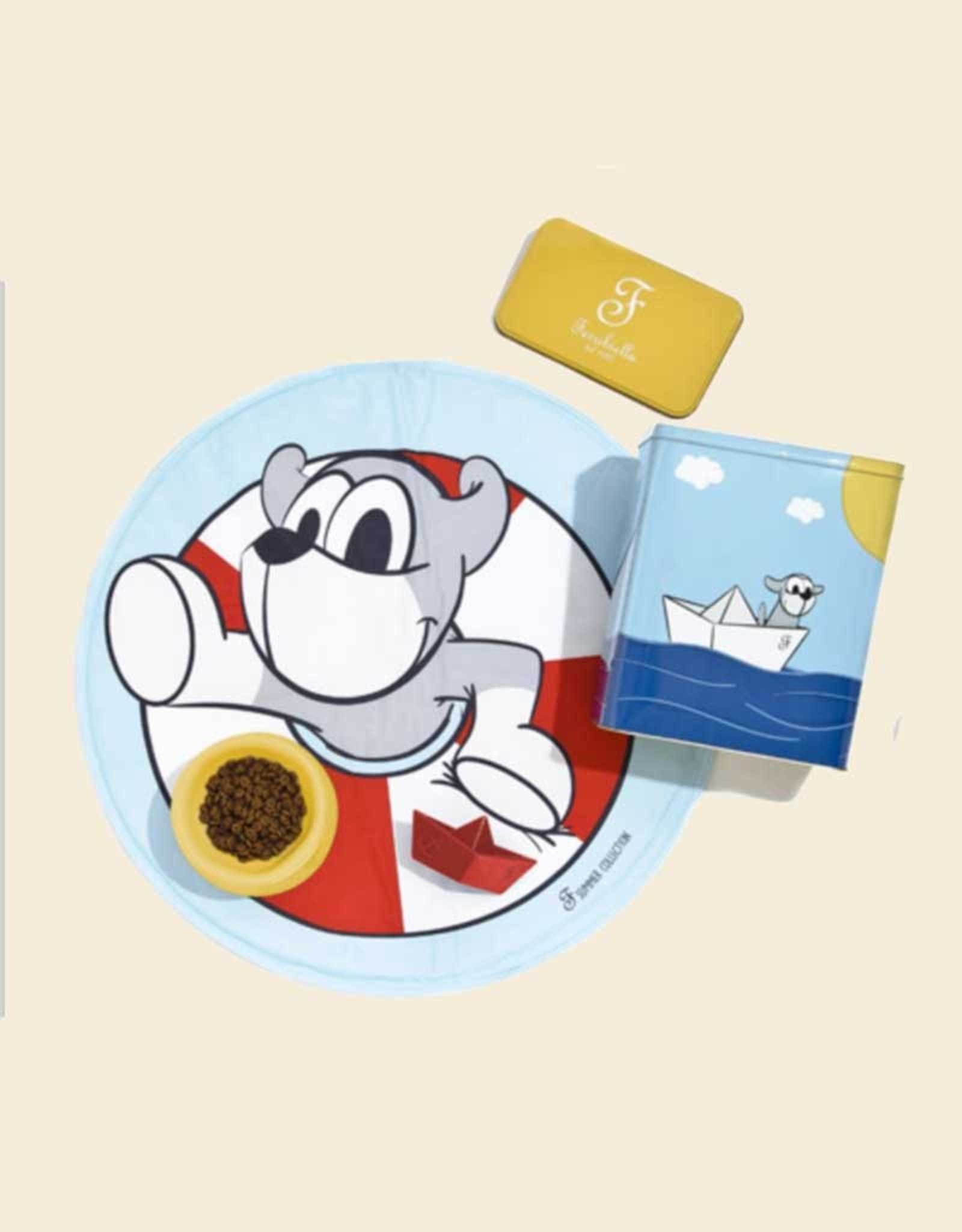 Summer Box with Toy, Cooling Mat & Foldable Bowl