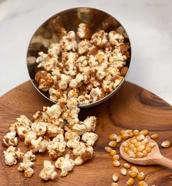 Recipe | PUPcorn with Peanut Butter