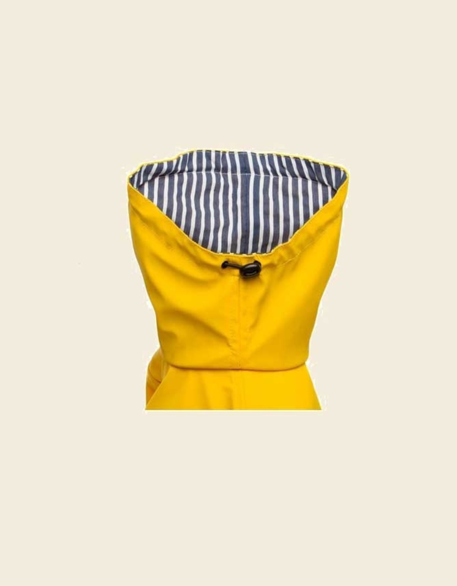 Tintin Raincoat   Yellow