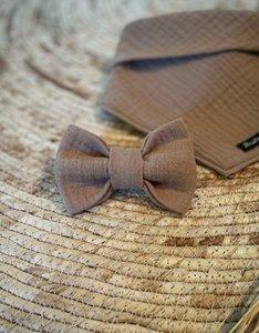 Bow Tie | Tetra Brown