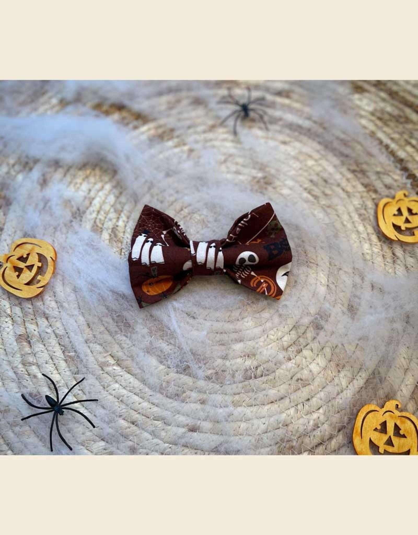 Halloween Strikje   Spooky Midnight
