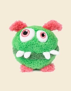 PeeWee Green Monsterl Halloween Toy