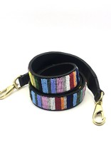 Maisha.Style Beaded colorful shoulder strap - for Joy