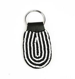 Maisha.Style Keyring Oval