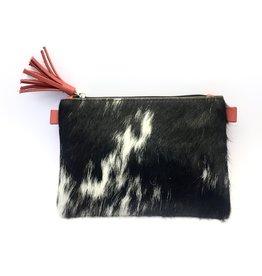Maisha.Style Jambo purse - chili red