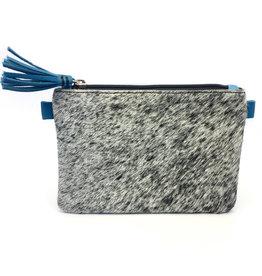 Maisha.Style Jambo purse - turquoise