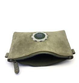 Maisha.Style Maisha purse - olive