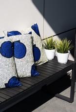 Maisha.Style Wax fab cushion cover - cartoon