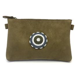 Maisha.Style Maisha purse - tan
