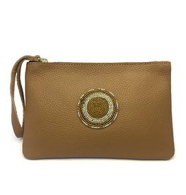 Maisha.Style Laikipia purse - tan