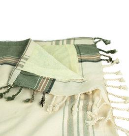 Maisha.Style Kikoy towel - stripey natural