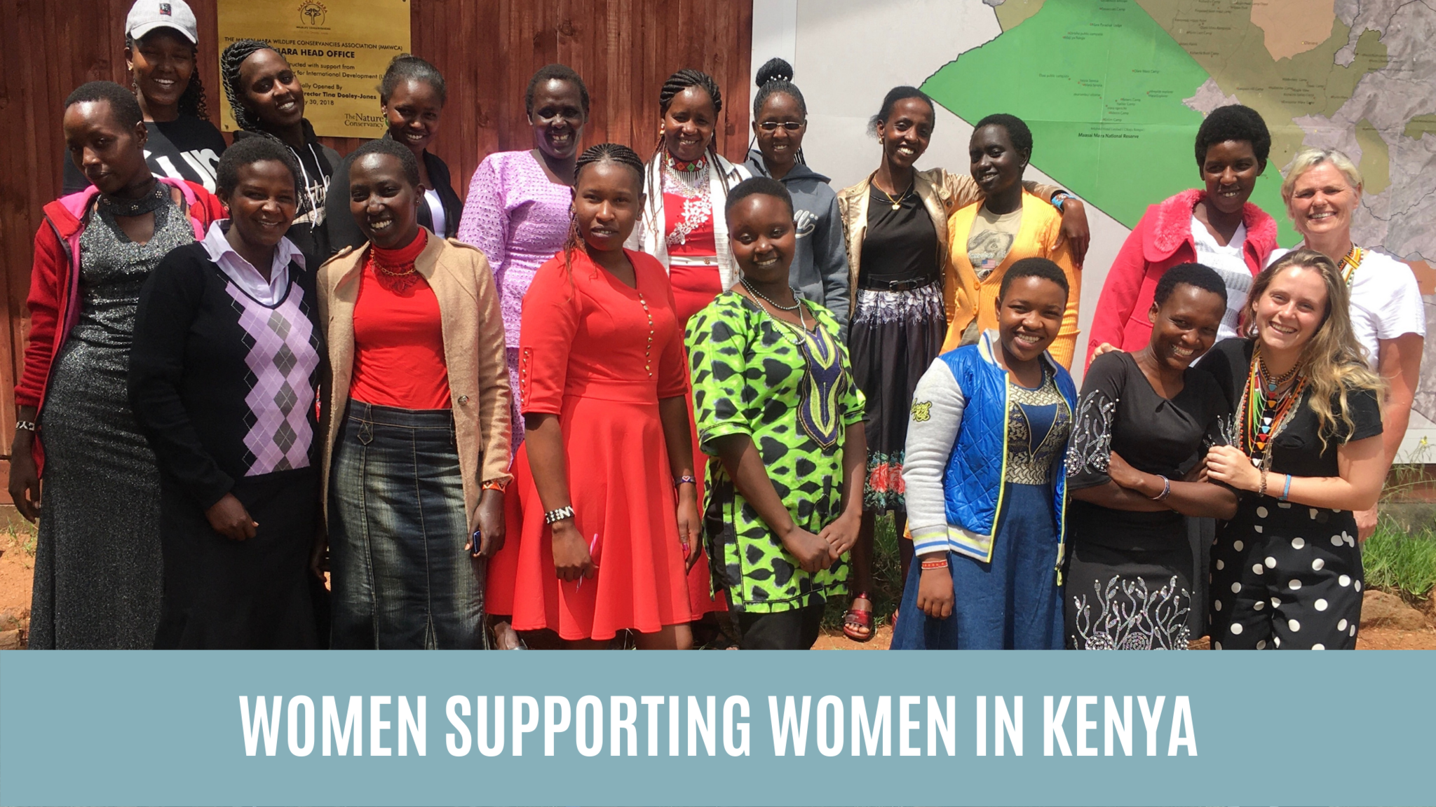 A Story of women supporting women in Kenya.