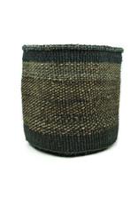Maisha.Style Taita basket - dark tones - M/L3