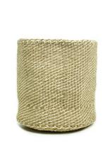 Maisha.Style Taita basket - reed weave - M2
