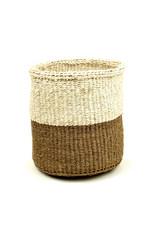 Maisha.Style Taita basket - ivory & reed - S1
