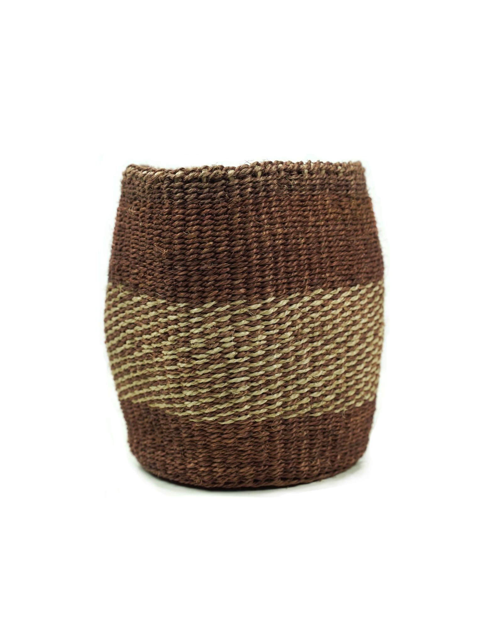 Maisha.Style Taita basket - rusty & reed - S8