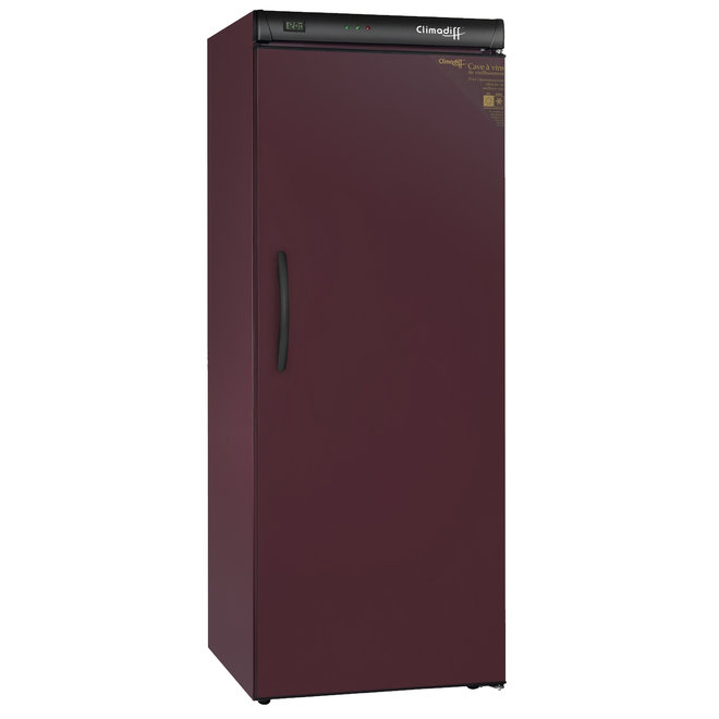 Climadiff CVP220A+ wine cooler - 1 zone - 216 bottles