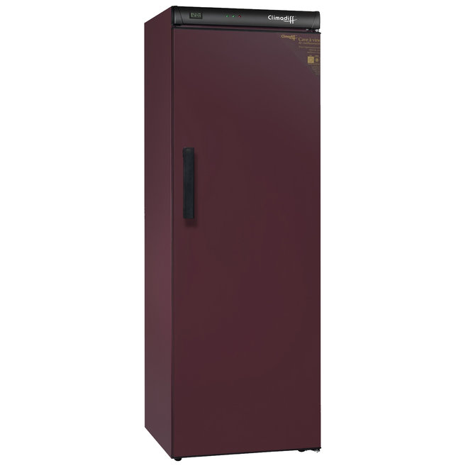 Climadiff CVP270A+ wine cooler - 1 zone - 264 bottles