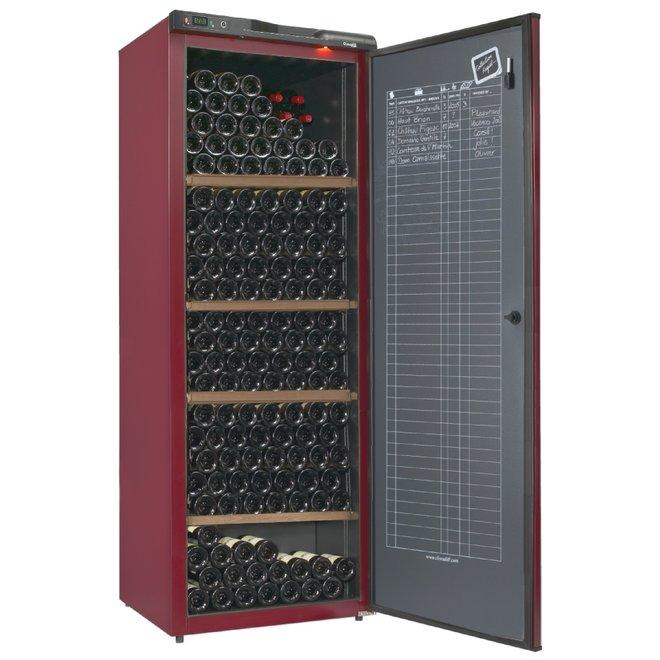 Climadiff CV295 wijnbewaarkast - 1 zone - 294 flessen