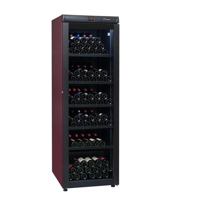 Climadiff CVV265 wijnbewaarkast - 1 zone - 264 flessen