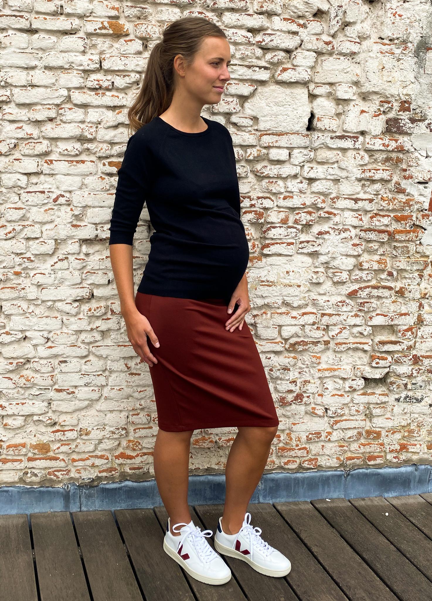 Pencil skirt - keramic-3
