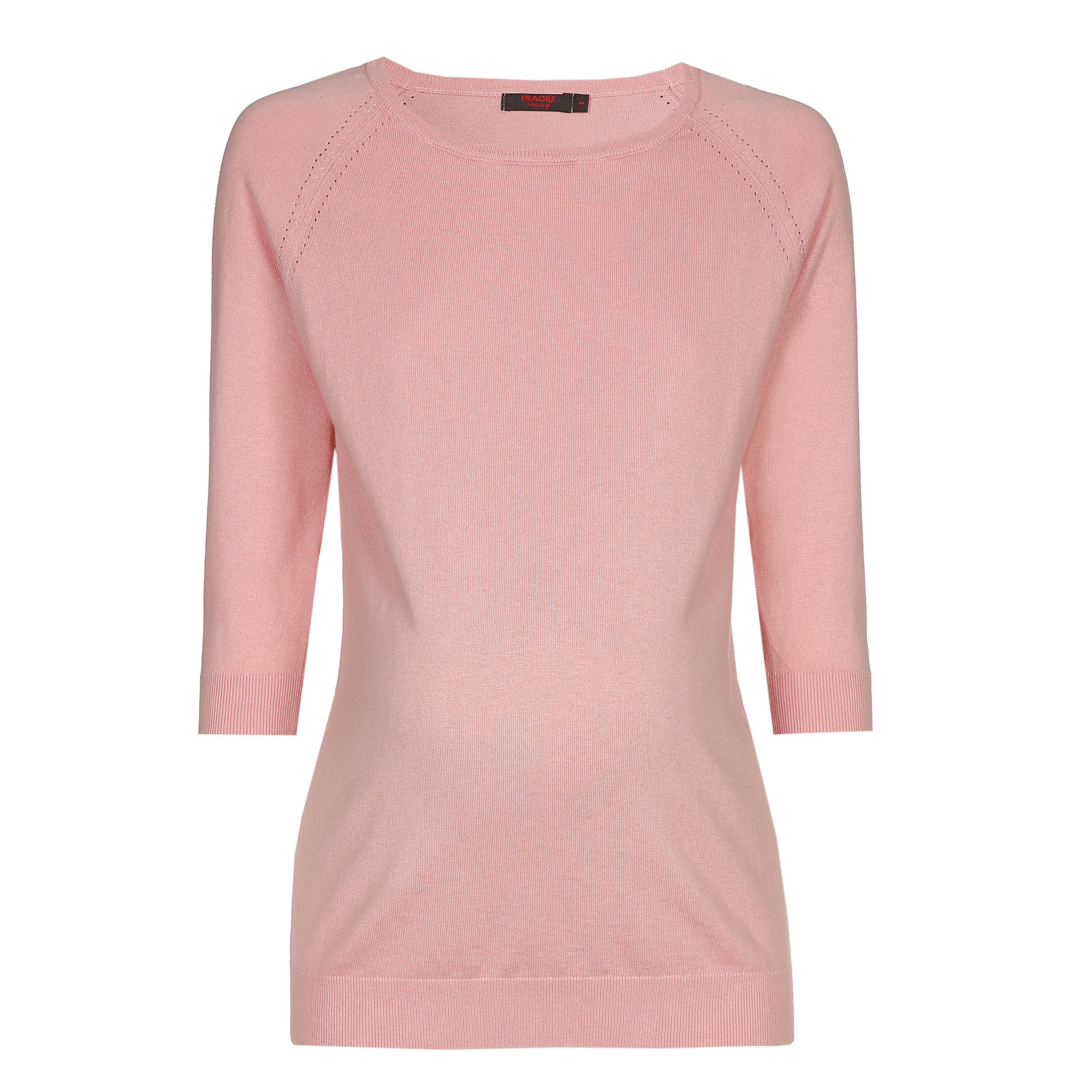 soft sweater - soft salmon-2
