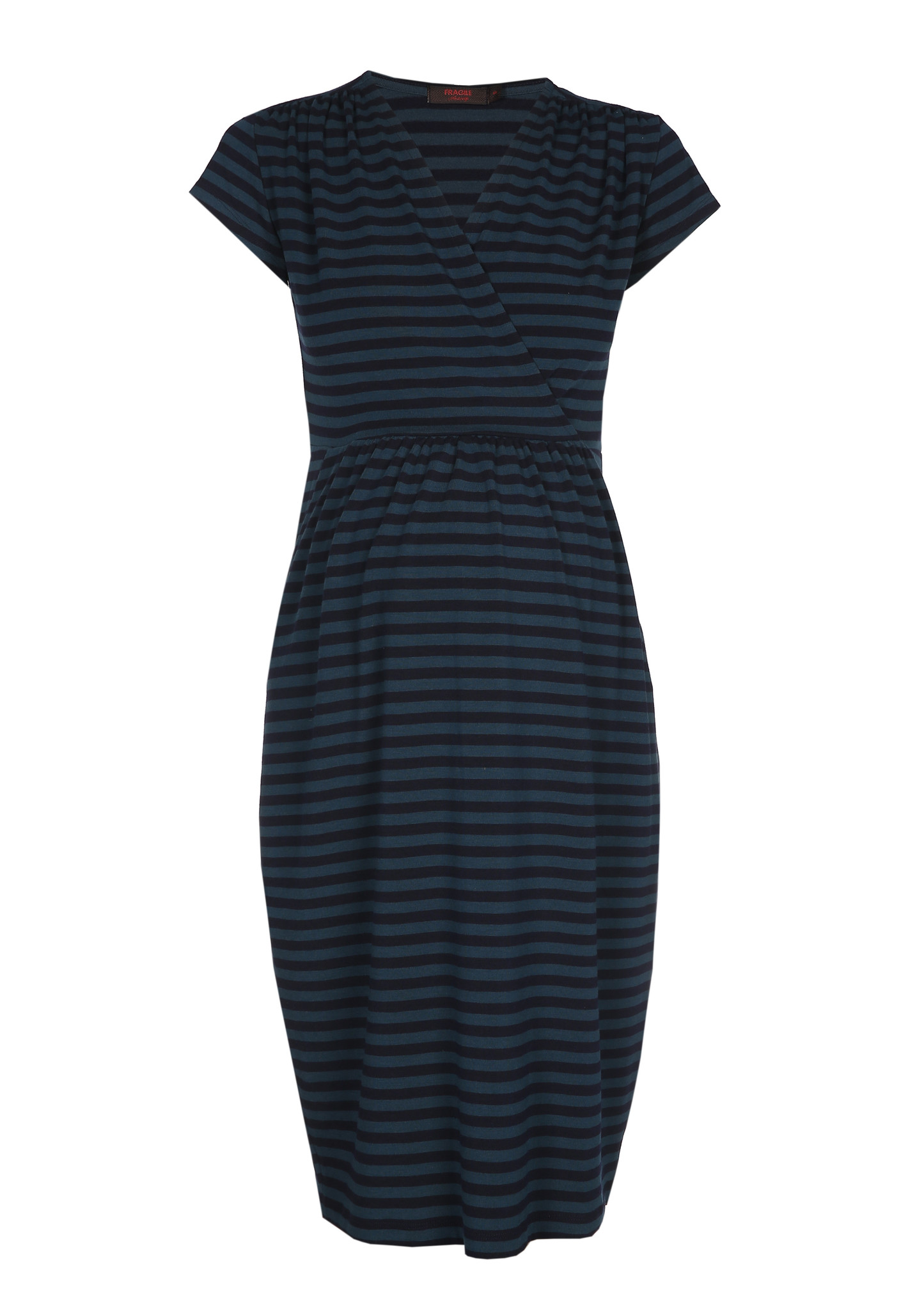 Comfy dress - petrol/navy-1