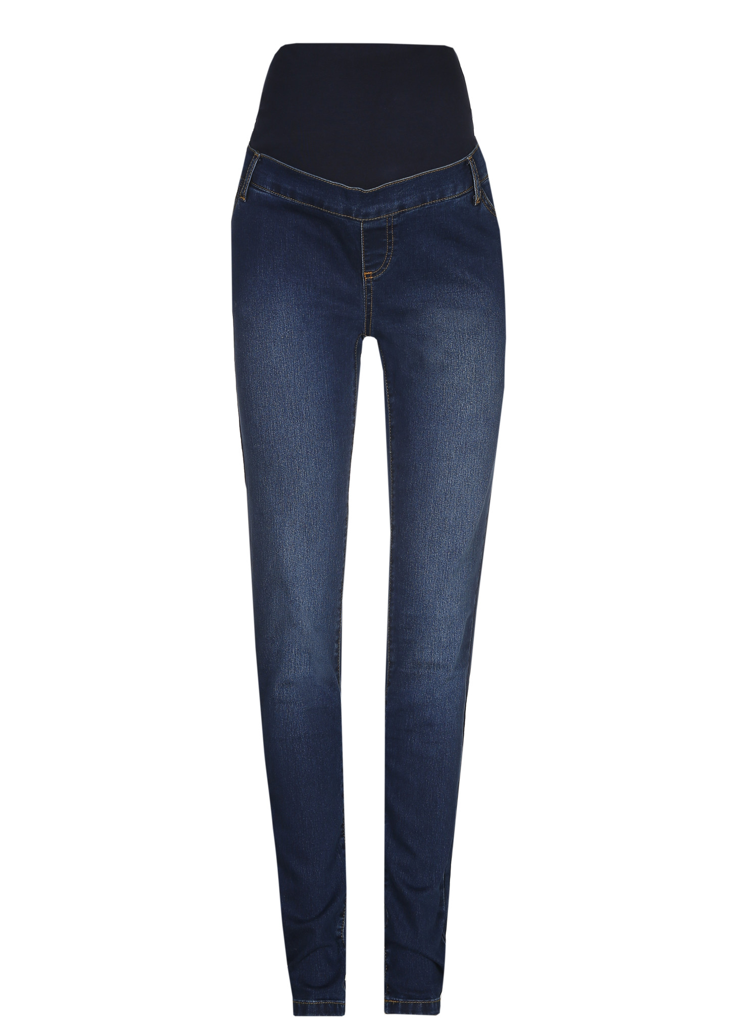 Skinny jeans - dark blue denim-4