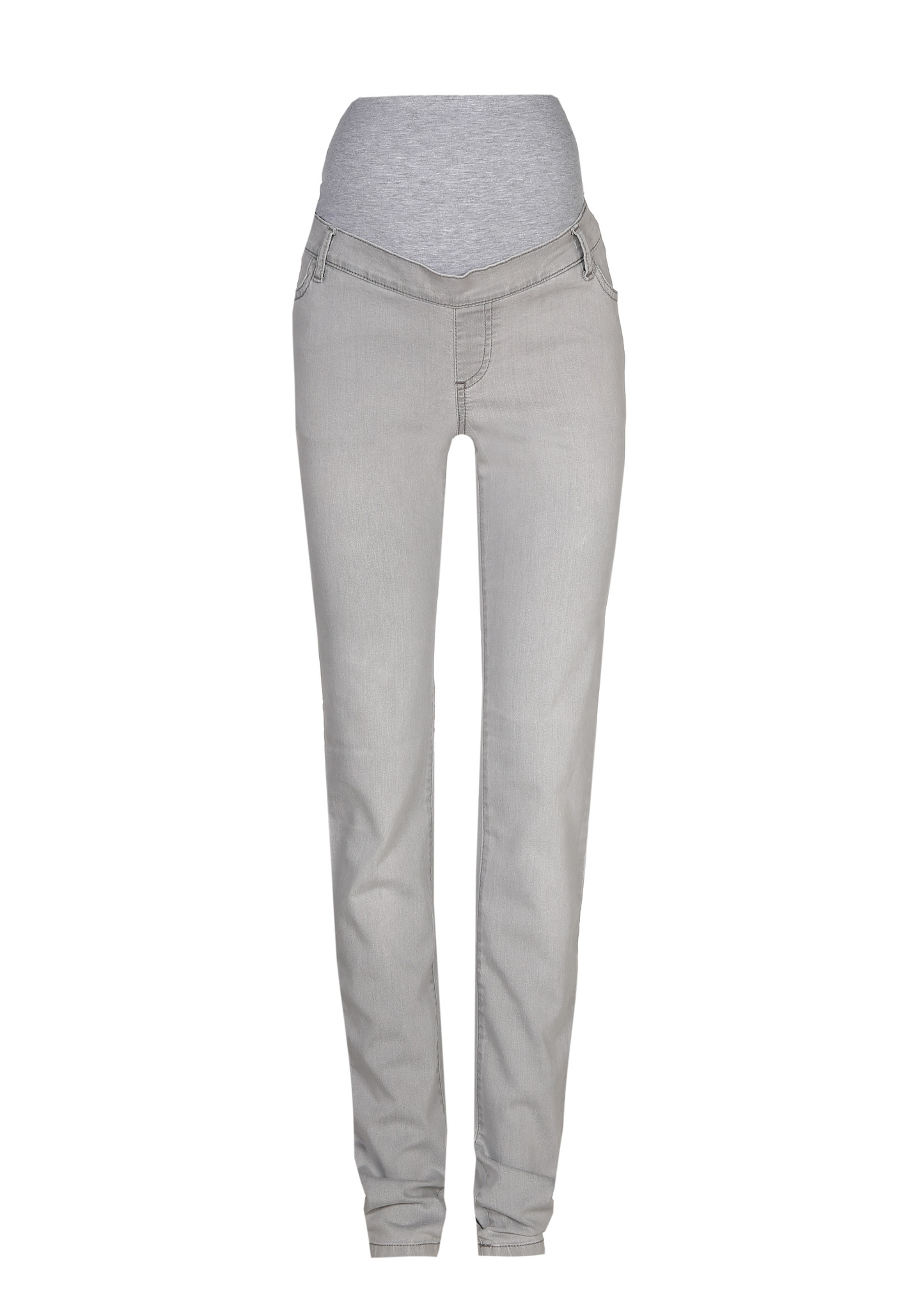 Cotton Jegging -light grey-1