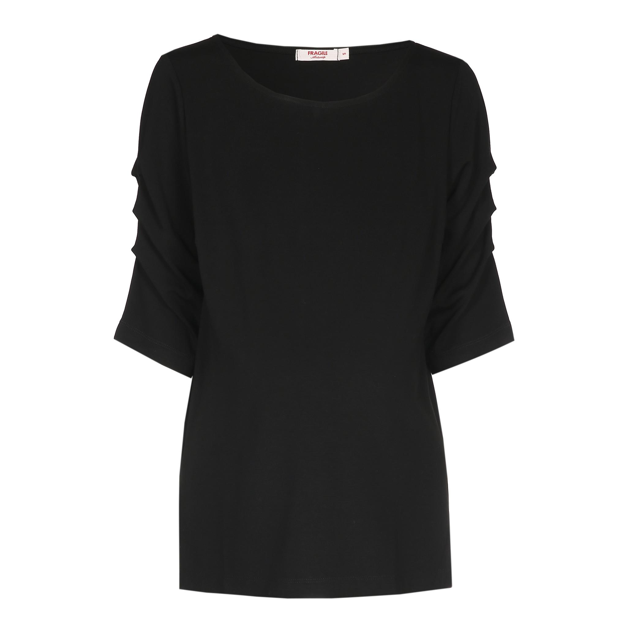 Fantasy sleeve shirt - black-2