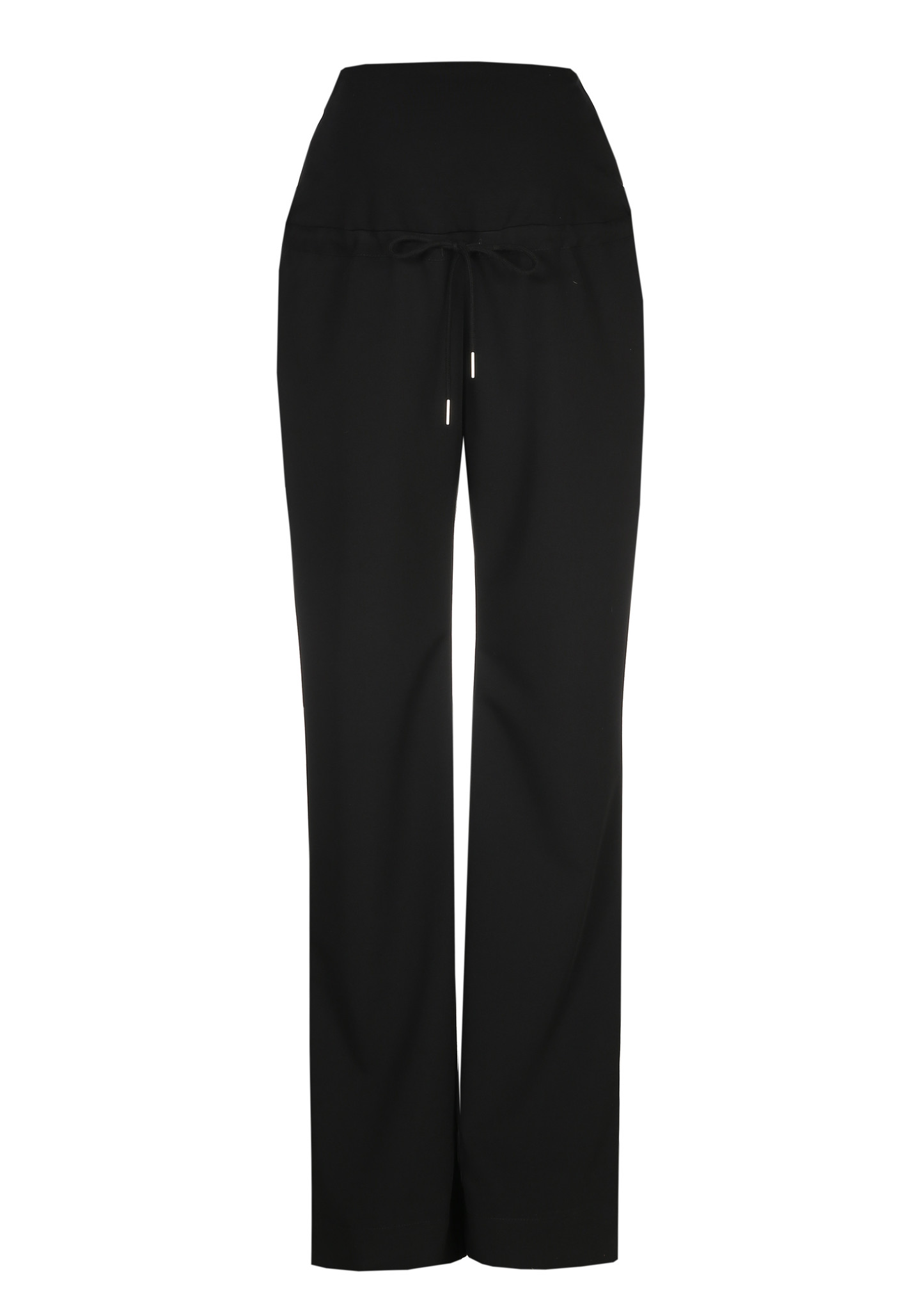 Relaxed trousers - black-2