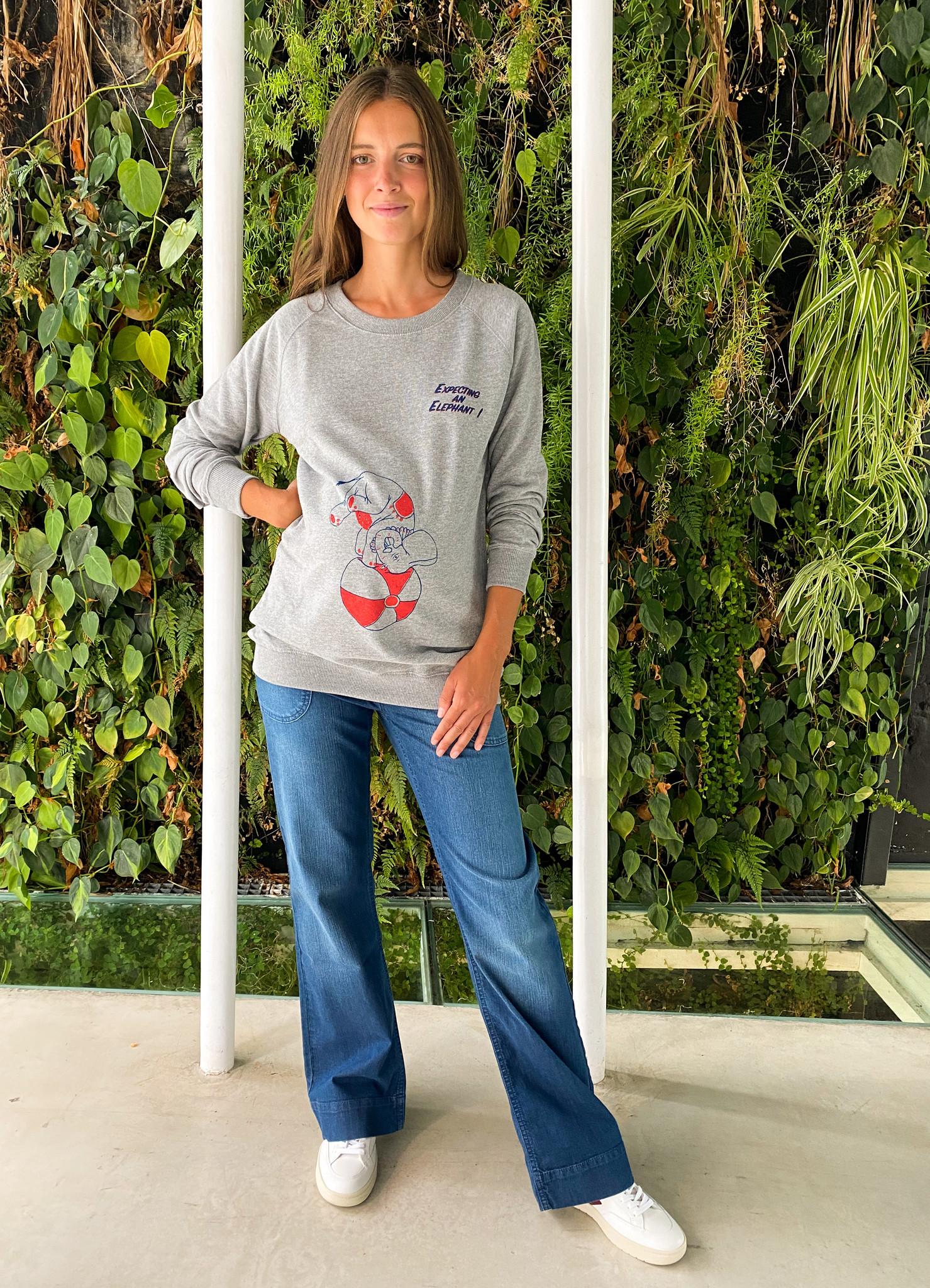 Elephant sweater-1