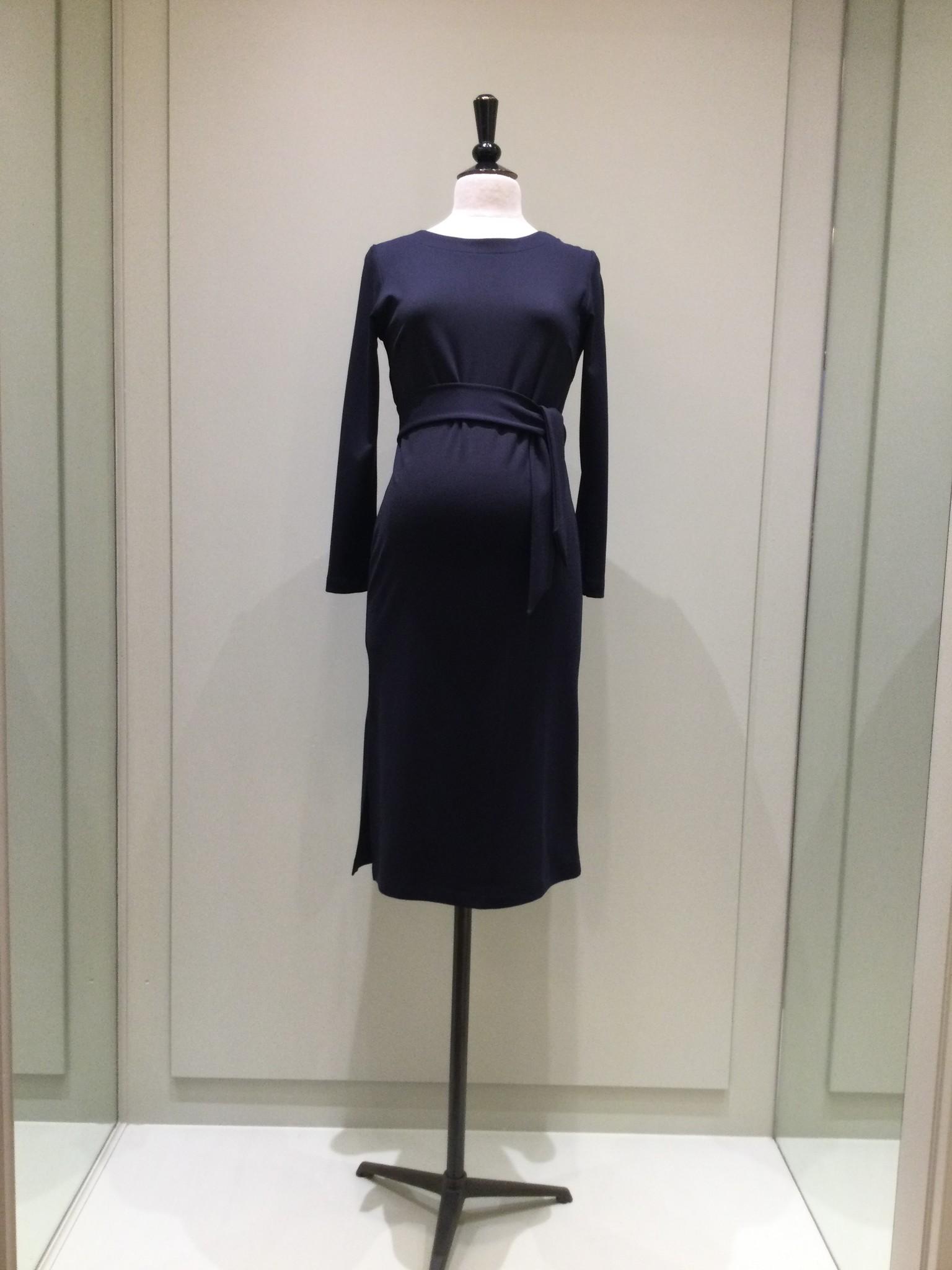 Classy dress - navy-1